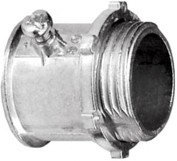 """Введення металевий труба-коробка 1/2"""" гвинтовий, Tarel"""