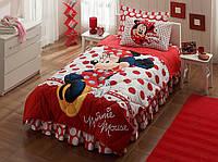 Tac Disney Minnie Mause (Минни Маус) одеяло+постель