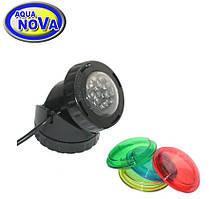 Світильник для ставка AquaNova NPL1-LED в (к-ті датчик день/ніч)