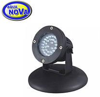 Світильник AquaNova NPL2 - LED для ставка фонтану водоспаду в (к-ті датчик день/ніч)