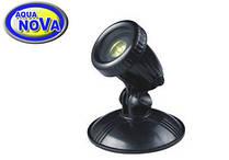 Светильник AquaNova NLEDPB-1 для пруда фонтана водопада в (к-те датчик день/ночь)