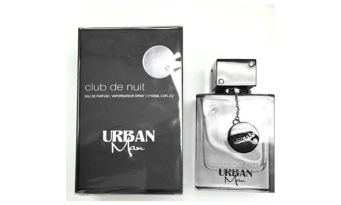 Туалетная вода для мужчин Armaf Club De Nuit URBAN 105ml