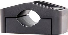 Хомут кабельный КО-27 d16-27 мм черный