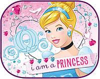 Защитные окошки на боковые окна Eurasia Disney Princess