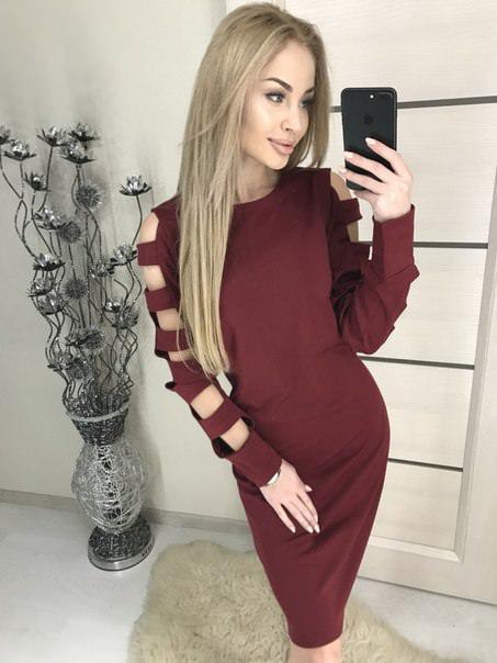 """Платье женское """"Mixton"""" копия"""