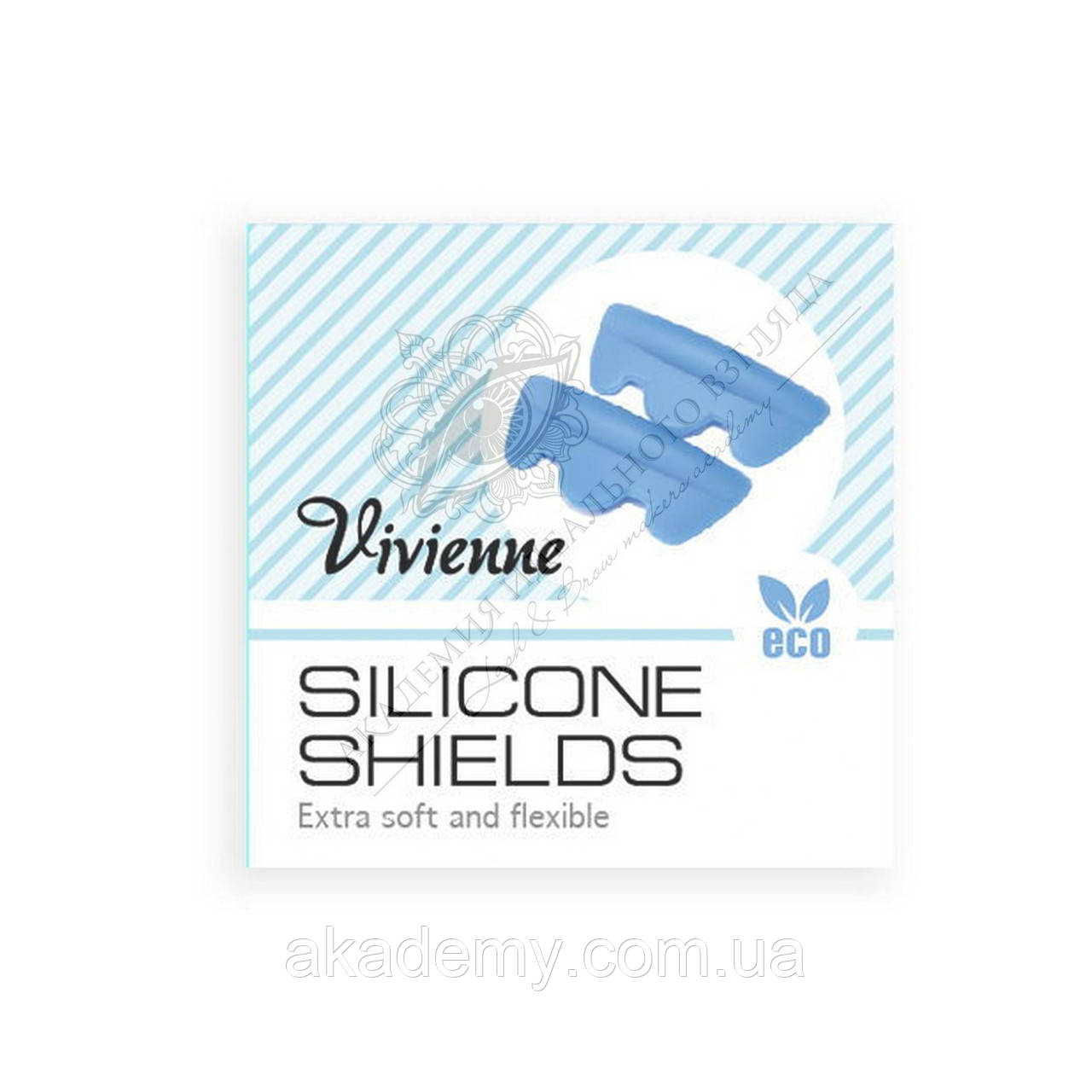 Набор бигуди из ЭКО силикона Vivienne (5 размеров)