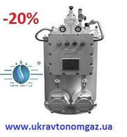 Испаритель электрический 1200 кг/час -KGE модель KEV-1200-SR, испаритель для пропан-бутана