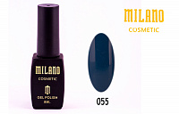 Гель-лак Milano №055, 8 мл