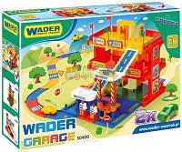 Гараж-парковка с дорогой Wader