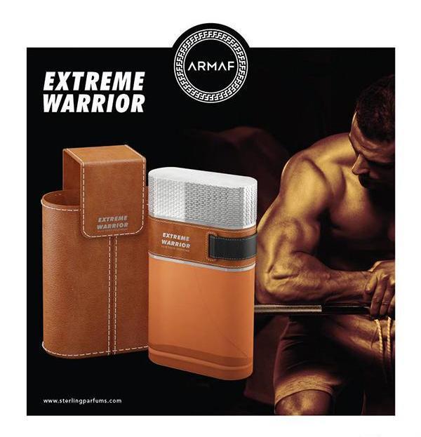 Туалетная вода для мужчин Armaf Extreme Warrior 100 ml