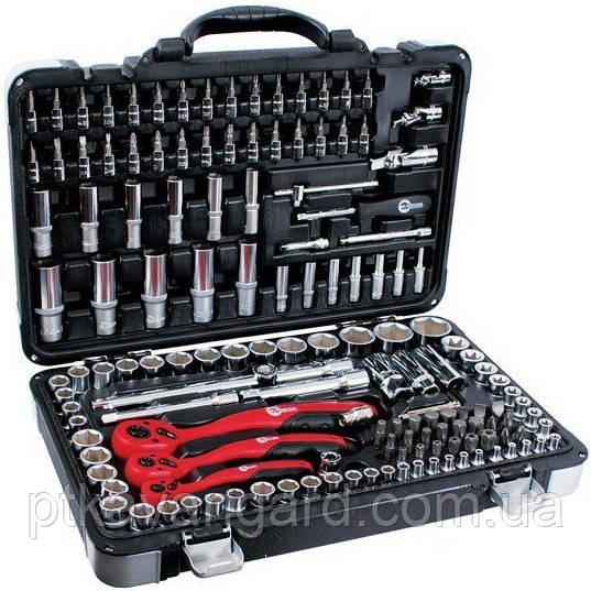 Професійний набір інструментів 151 од. INTERTOOL ET-7151