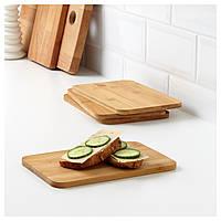 Подставки на бутерброды BRONSSOPP