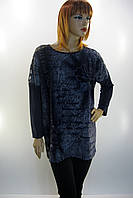 Жіночий  реглан з принтом 52-54 розмір