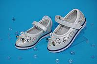 Детские туфли для девочек (размер 21-26)