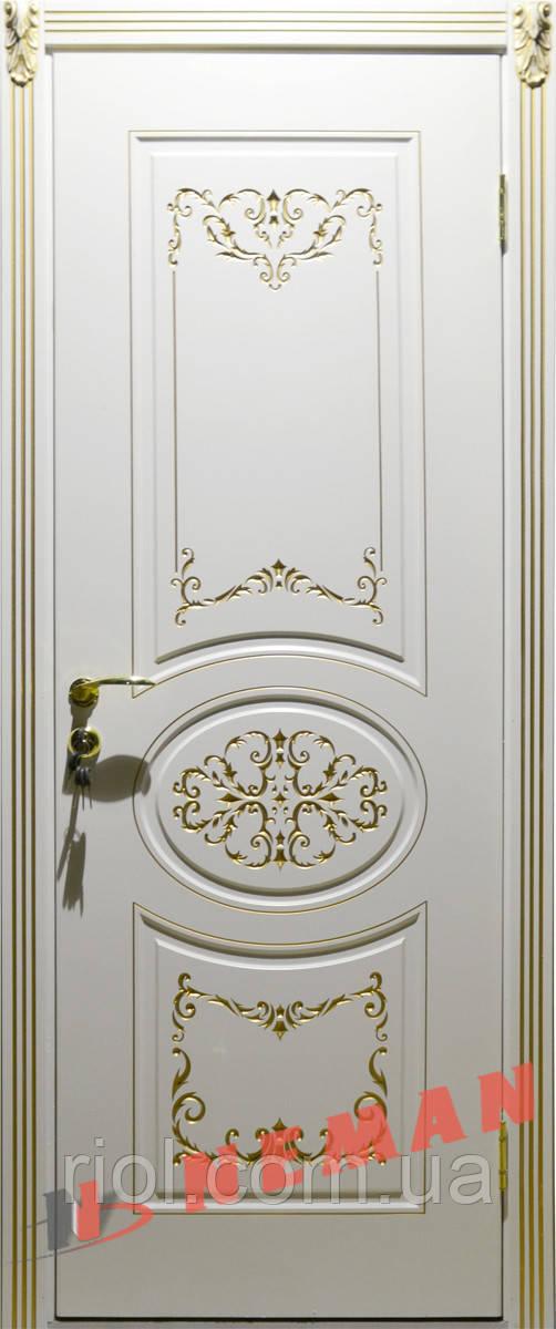 Дверь межкомнатная Сильвия серия Вип