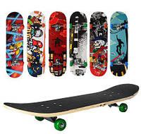 Скейт деревянный MS 0321 Profi