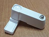 Защита усиленная от взлома белая c кнопкой