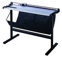 KW-Trio 13021, резак роликовый 960 мм., 10 листов, прижим автоматический, стол-подставка.