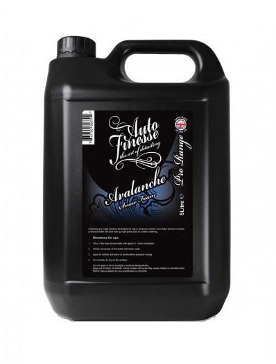 Пена для предварительной мойки pH нейтральная Auto Finesse Avalanche