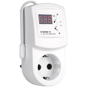 купить терморегулятор terneo rz