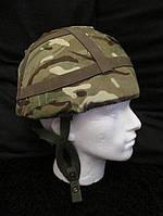 Чехол (кавер) на каску, цвет MTP (камуфляж армии Британии), оригинал, Б/У.