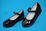 Лаковые туфли для девочек Солнце (размер 28-29)