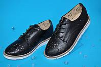 Подростковые туфли для девочек Шалунишка (размер 31-35)