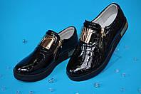 Подростковые туфли для девочек Солнце (рамер 31-36)