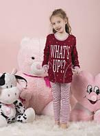 Пижама для девочки хлопковая., фото 1