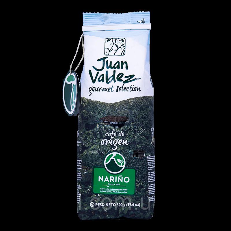 Колумбийский кофе Juan Valdez Narino с частных плантаций 500 гр.