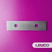 Сменные поворотные твердосплавные ножи (пластины) для фрез Leuco 50x12x1,5