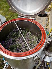 Изготовление оборудования для промышленной дистилляции эфирных масел