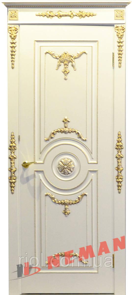 Дверь межкомнатная Сегретти серия Люкс