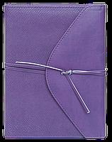 Ежедневник недатированный BELLA, A5, 288 стр. недатированный, фиолетовый, фото 1