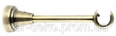 фото держатель трубы одинарный 1 kar-deko.com