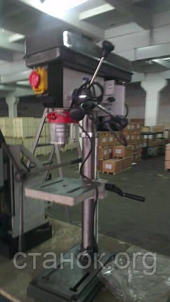 Zenitech DR 16 сверлильный станок по металлу свердлильний верстат зенитек др 16, фото 2