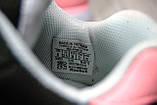 Женские стильные кроссовки натуральный замш и текстиль хаки Reebok Classic Gl 6000, фото 3