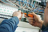Ремонт, испытание и наладка электрооборудования