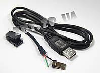 Шнур универсальный разборной для китайского телефона 12 pin (6000605)