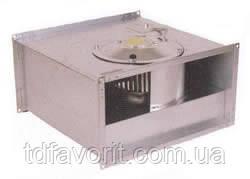 Вентиляторы для прямоугольных каналов Systemair KE/KT