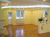 Комплекс работ по ремонту квартир