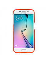 Чехол rock Vogueseries для Samsung Galaxy S6 edge оранжевый