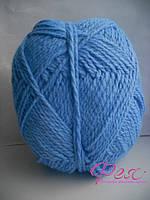 Пряжа акрил , Цвет Голубой кристалл