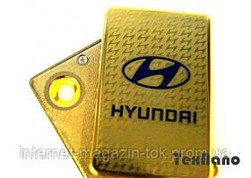 "Электроимпульсная зажигалка USB ""HYUNDAI"""
