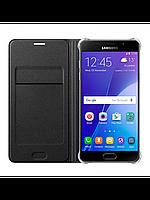 Чехол Samsung Flip Wallet для Samsung Galaxy A310 черный