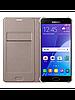 Чехол Samsung Flip Wallet для Samsung Galaxy A310 золотой