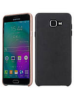 Чехол Rock Touch Series для Samsung Galaxy A510 розовое-золото, фото 1