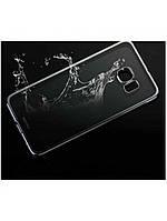 Чехол Remax Clear для Samsung Galaxy S6 прозрачный