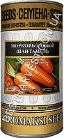 Семена моркови «Шантанель» 500 г, инкрустированные