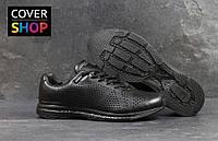 Кроссовки мужские Adidas Porsche Design P 5000, материал - кожа, черные